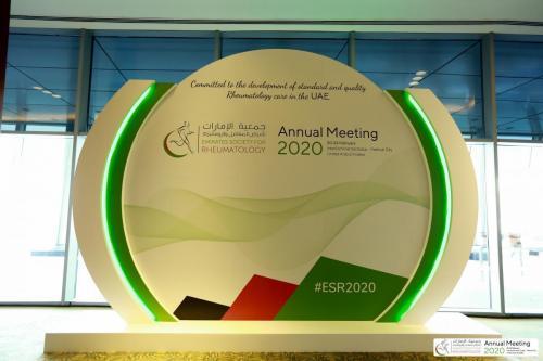 ESR ANNUAL MEETING 2020