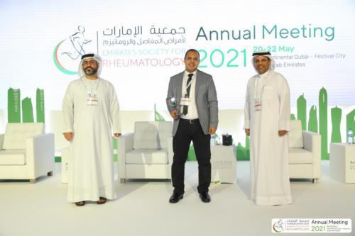 ESR ANNUAL MEETING 2021